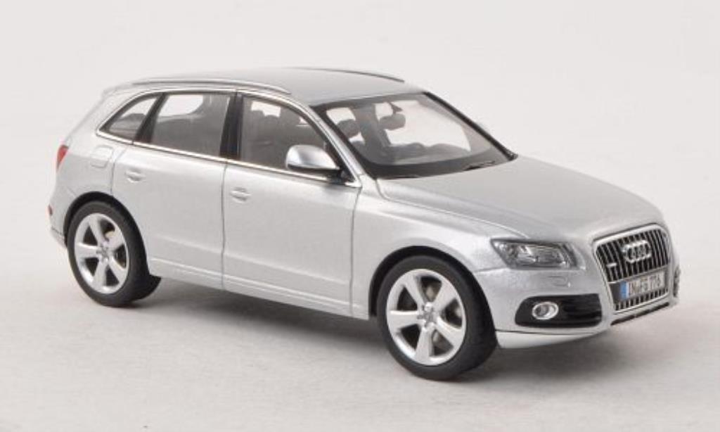 Audi Q5 1/43 Schuco grise 2012 miniature