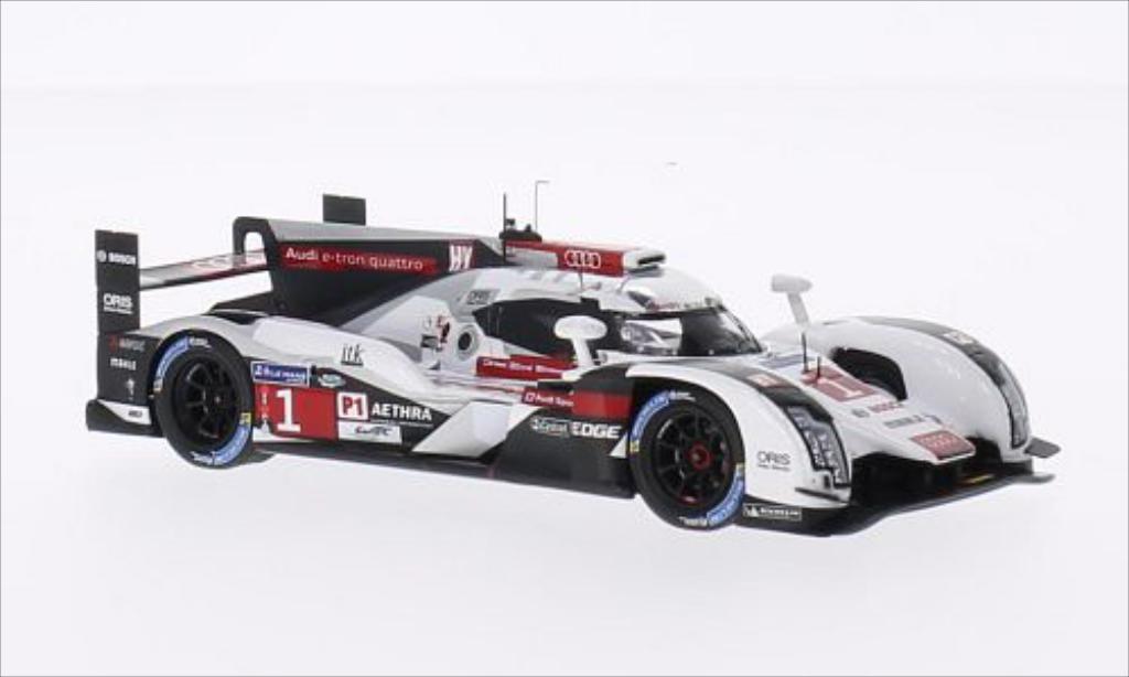 Audi R18 e-tron 1/43 Spark e-tron quattro No.1 Sport Team Joest 24h Le Mans 2014 /L.di miniature