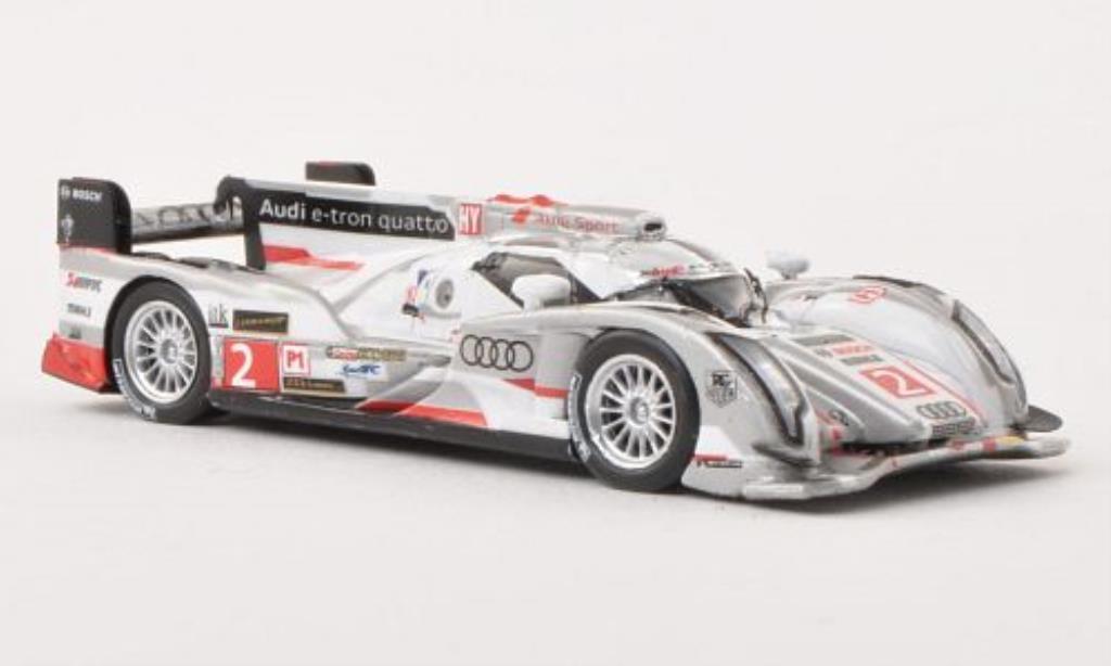 Audi R18 1/87 Spark E-tron quattro No.2 24h Le Mans 2013 /T.Kristensen miniature