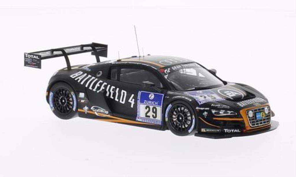 Audi R8 LMS 1/43 Minichamps Ultra No.29 Belgian Team WRT 24h Nurburgring 2013 /Ch miniature