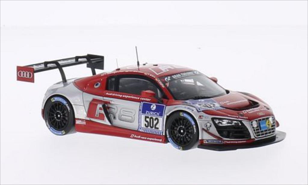 Audi R8 LMS 1/43 Spark LMS Ultra No.502 Race Experience 24h Nurburgring 2014 /P.Kaffer diecast model cars