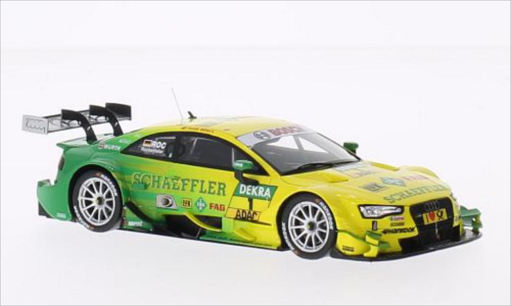 Audi RS5 DTM 1/43 Spark No.1 2014 miniature