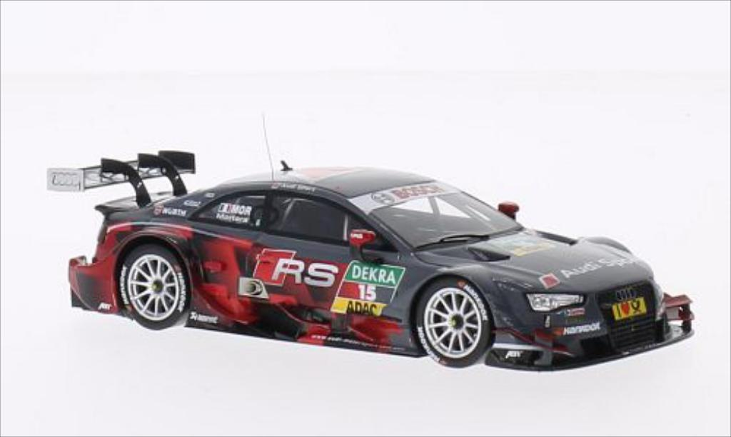 Audi RS5 DTM 1/43 Spark No.15 2014 miniature