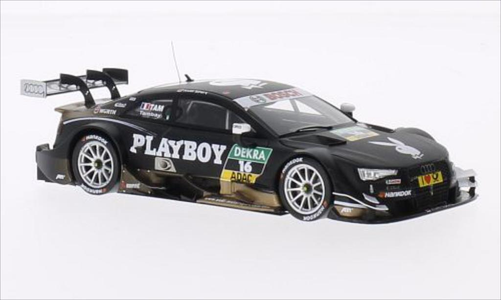 Audi RS5 DTM 1/43 Spark No.16 2014 miniature