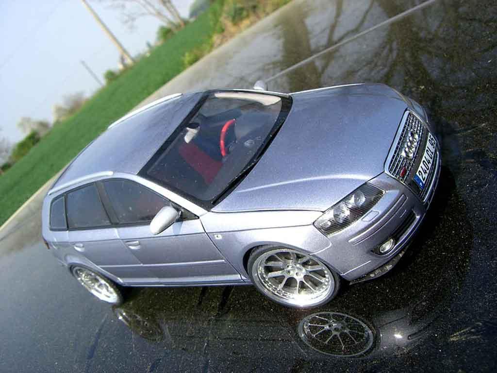 Audi A3 1/18 kyosho 3.2 quattro turbo