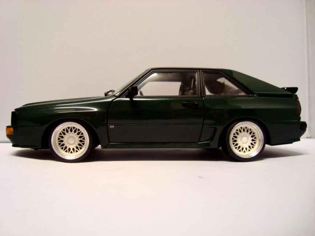 Audi Sport Quattro 1/18 Autoart swb 1984 grun