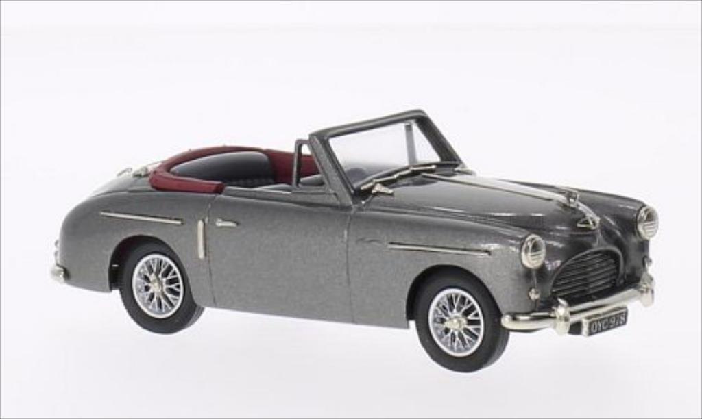 Austin A40 1/43 Brooklin Sport Convertible metallise grise 1952 miniature