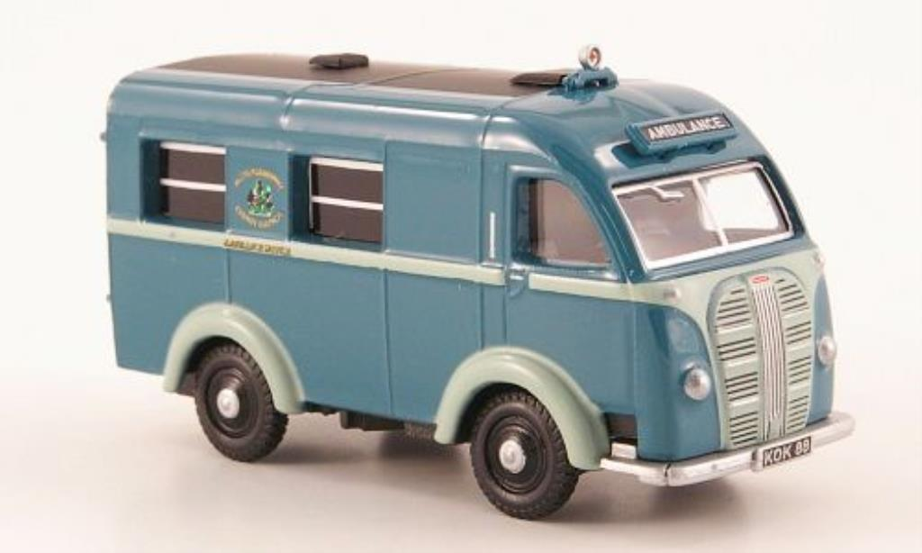 Austin K8 1/76 Oxford Threeway Van Nottingham Welfarer Ambulance miniature