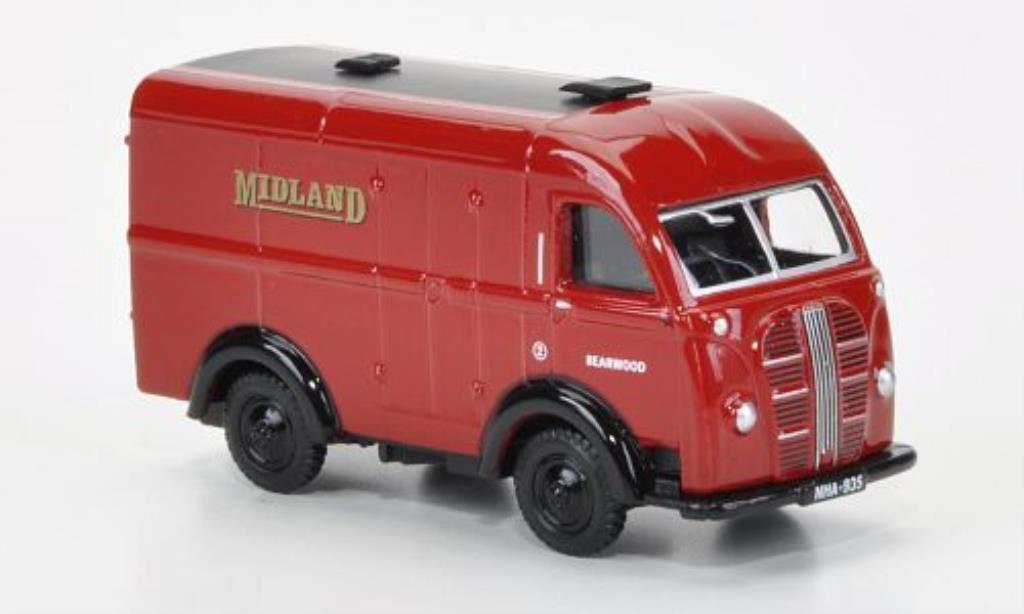 Austin K8 1/76 Oxford Van Midland miniature