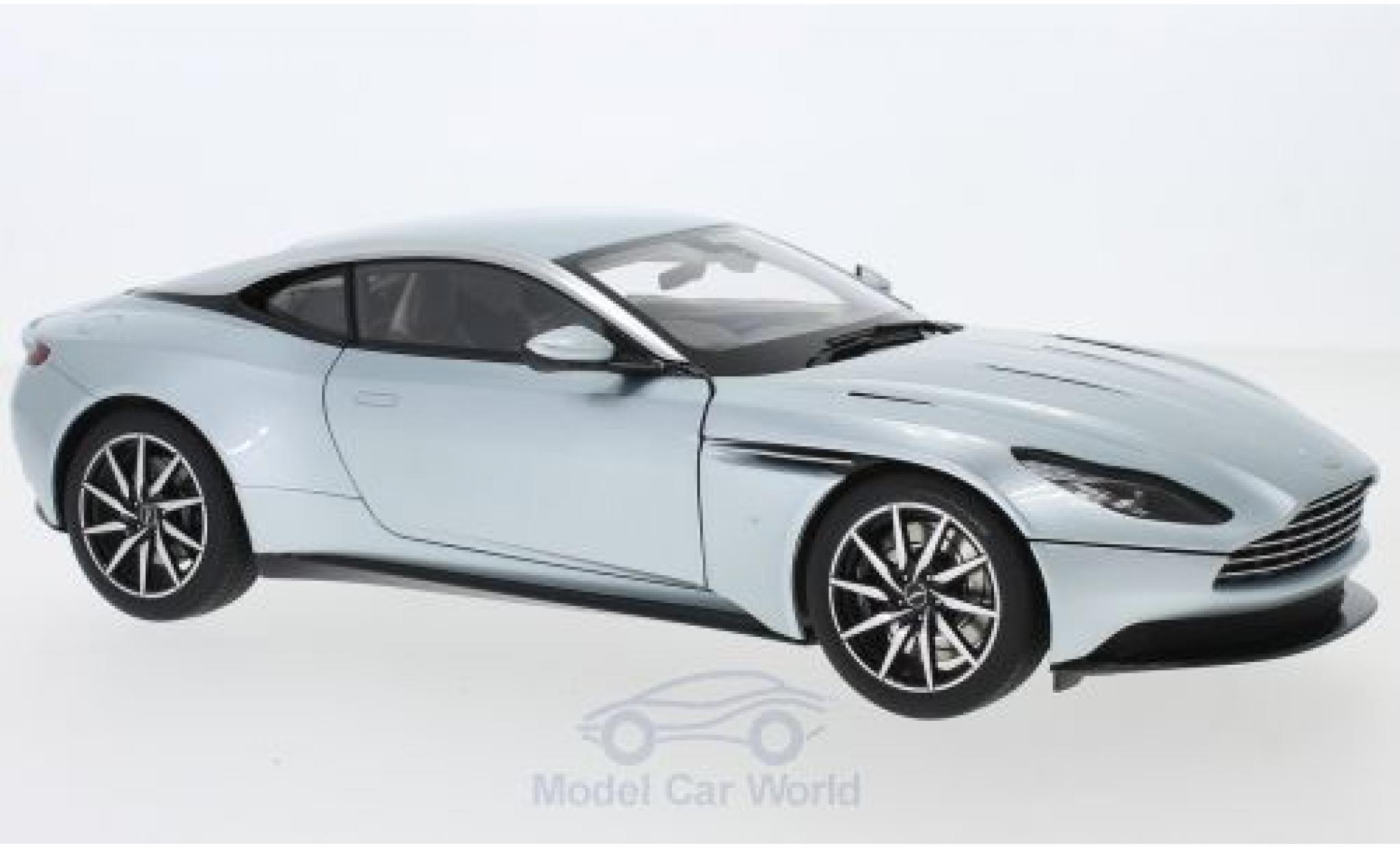Aston Martin DB1 1/18 AUTOart 1 grey RHD 2017