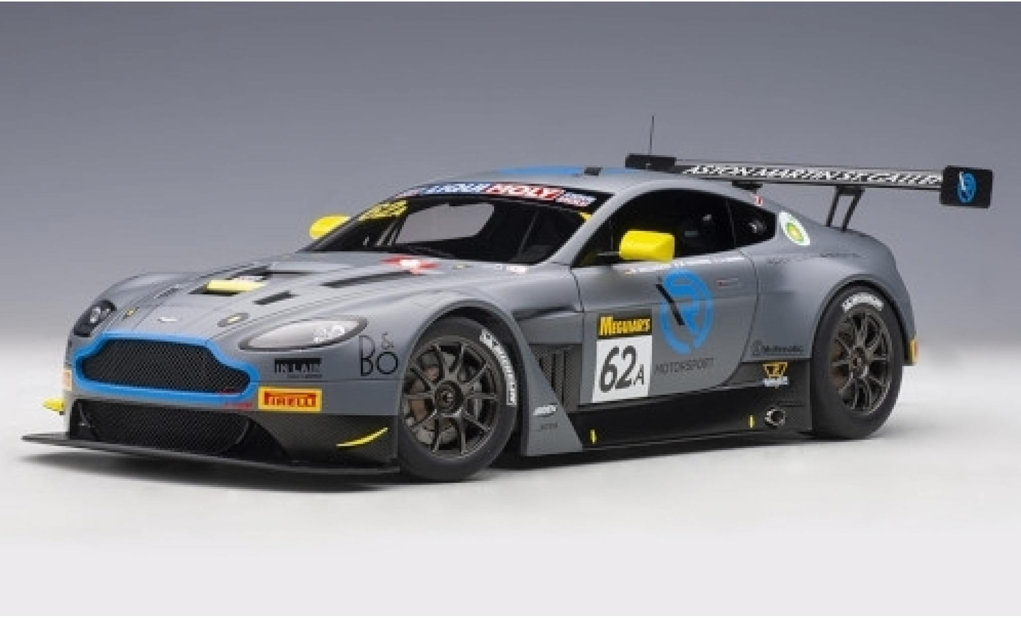 Aston Martin Vantage 1/18 AUTOart GT3 No.62 Team R-Motorsport 12h Bathurst 2019 J.Dennis/M.Kirchhöfer/M.Vaxiviere