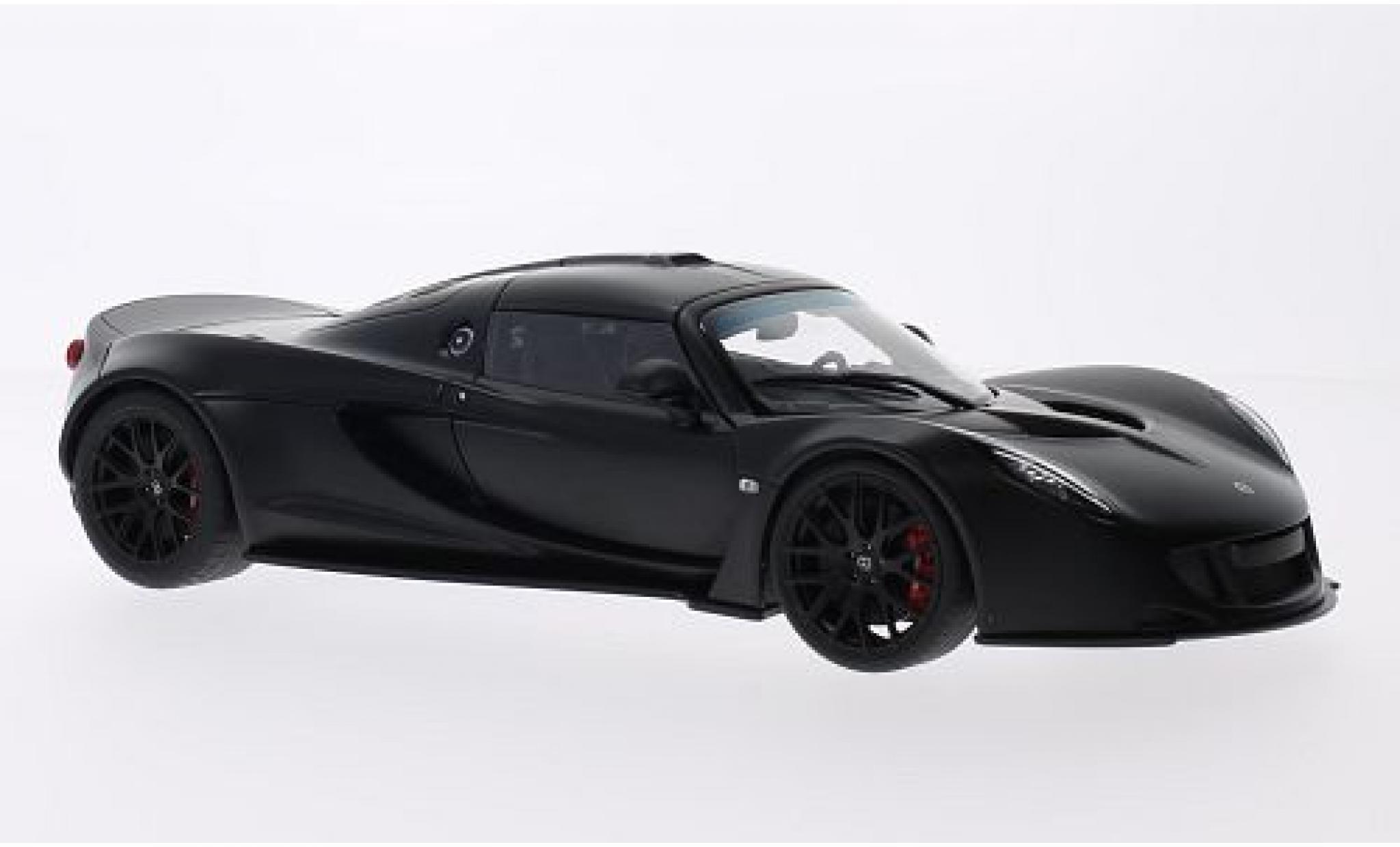 Hennessey Venom 1/18 AUTOart GT matt-noire 2010