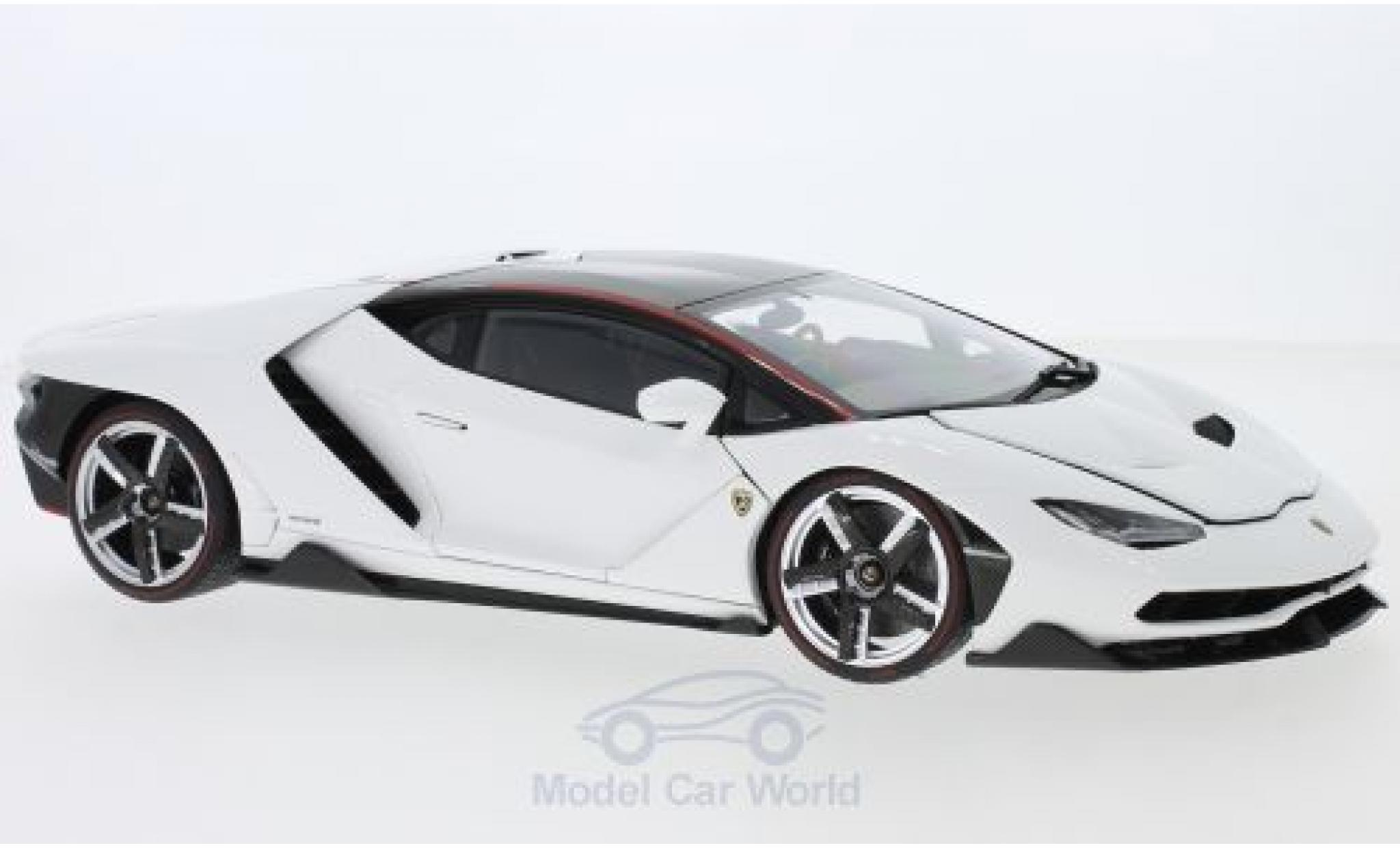 Lamborghini Centenario 1/18 AUTOart weiss