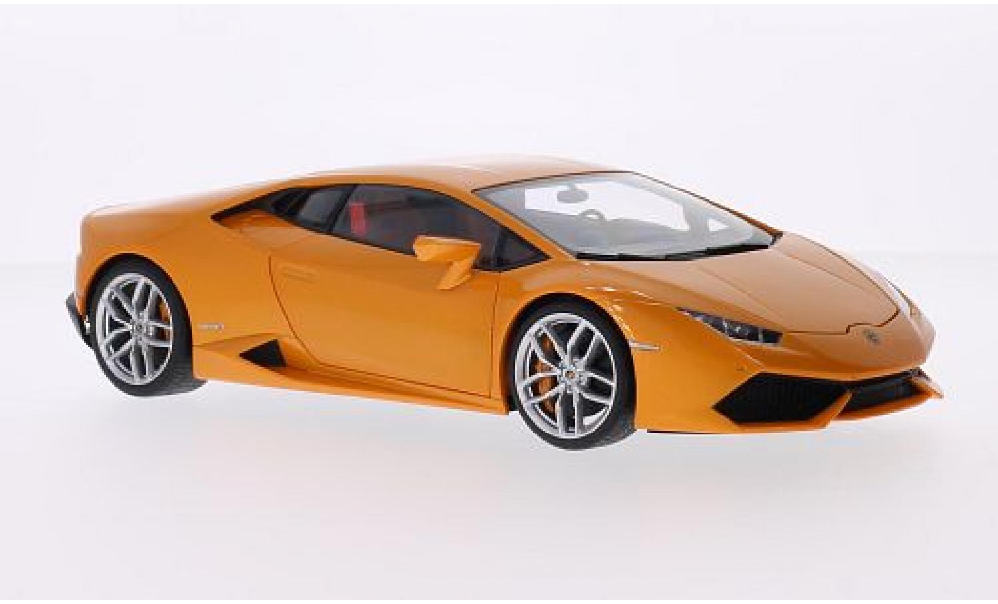 Lamborghini Huracan 1/18 AUTOart LP610-4 metallise orange 2014