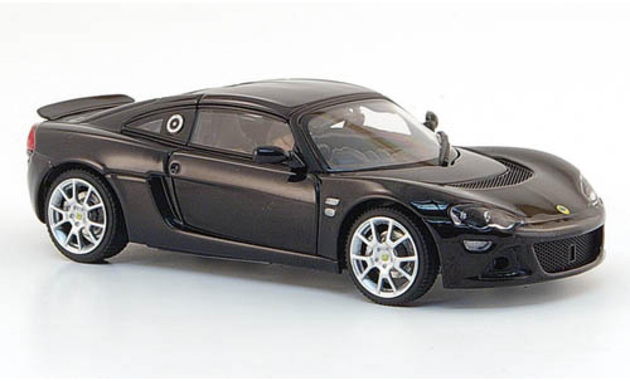 Lotus Europa 1/43 AUTOart S noire