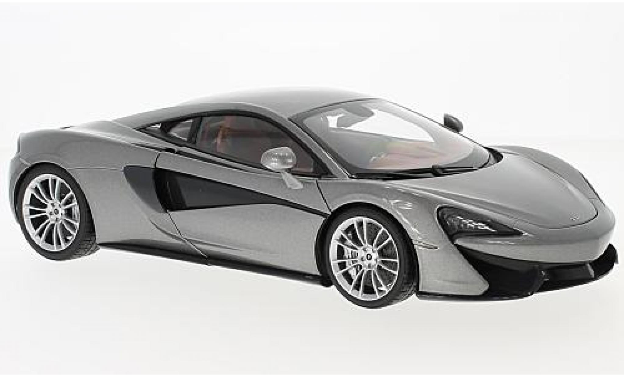 McLaren 570 1/18 AUTOart S grey 2016