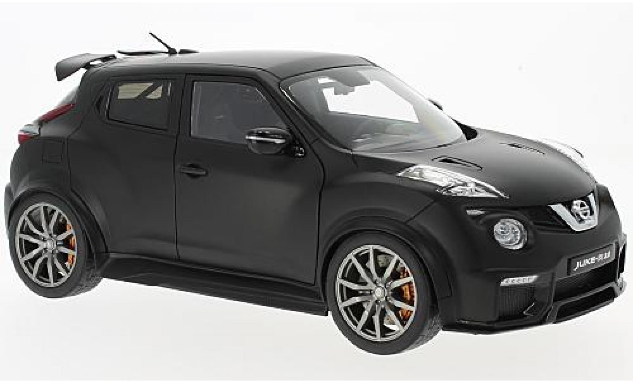 Nissan Juke 1/18 AUTOart R 2.0 matt-black 2016