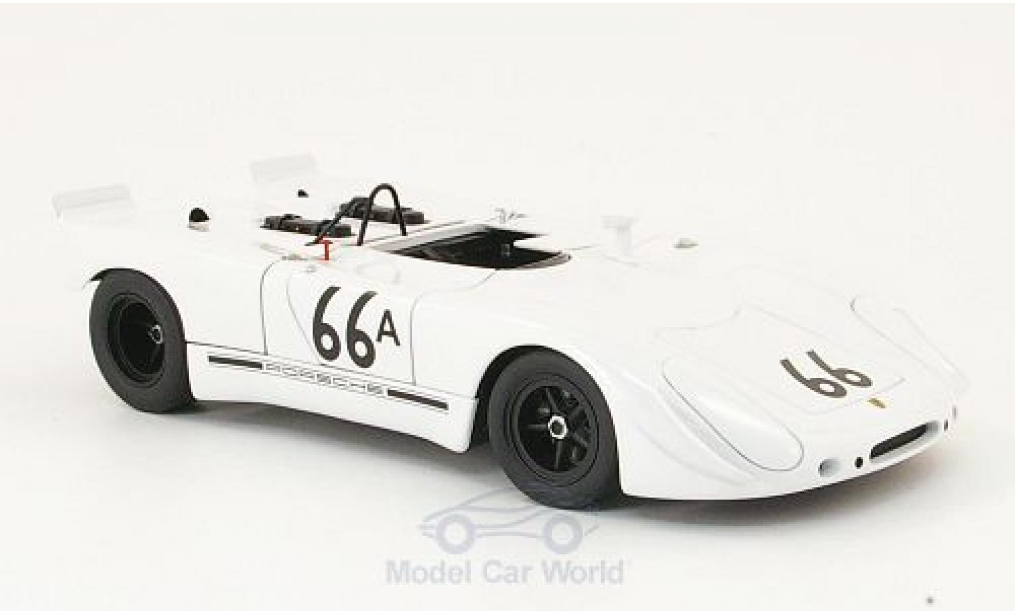 Porsche 908 1970 1/18 AUTOart /2 No.66A S.McQueen Holtville