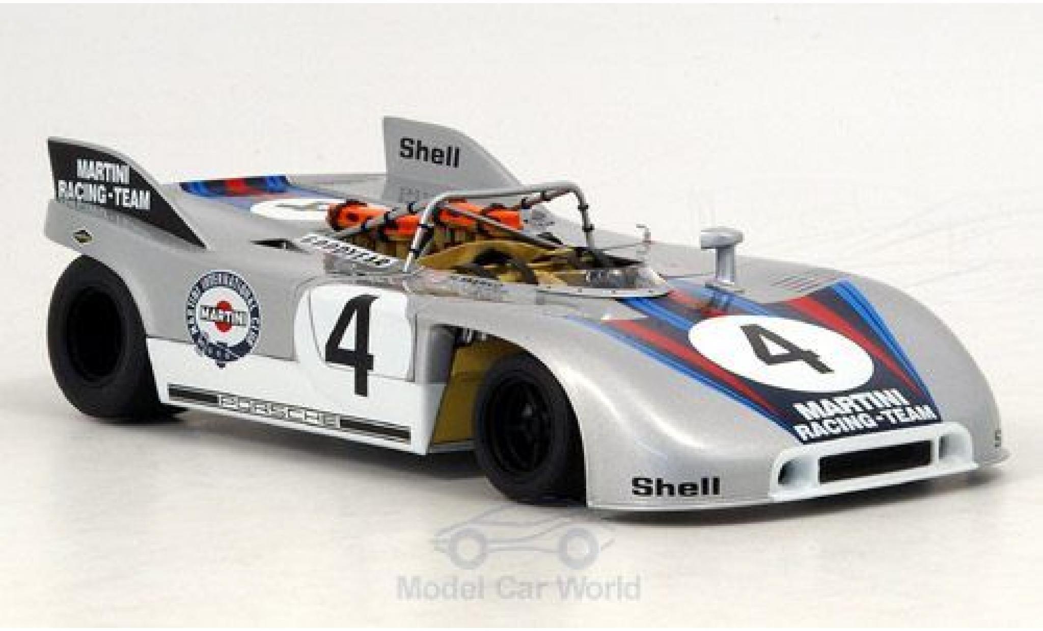 Porsche 908 1/18 AUTOart /3 No.4 Martini Racing Martini Nürburgring 1971 Dr.Marko/G.van Lennep