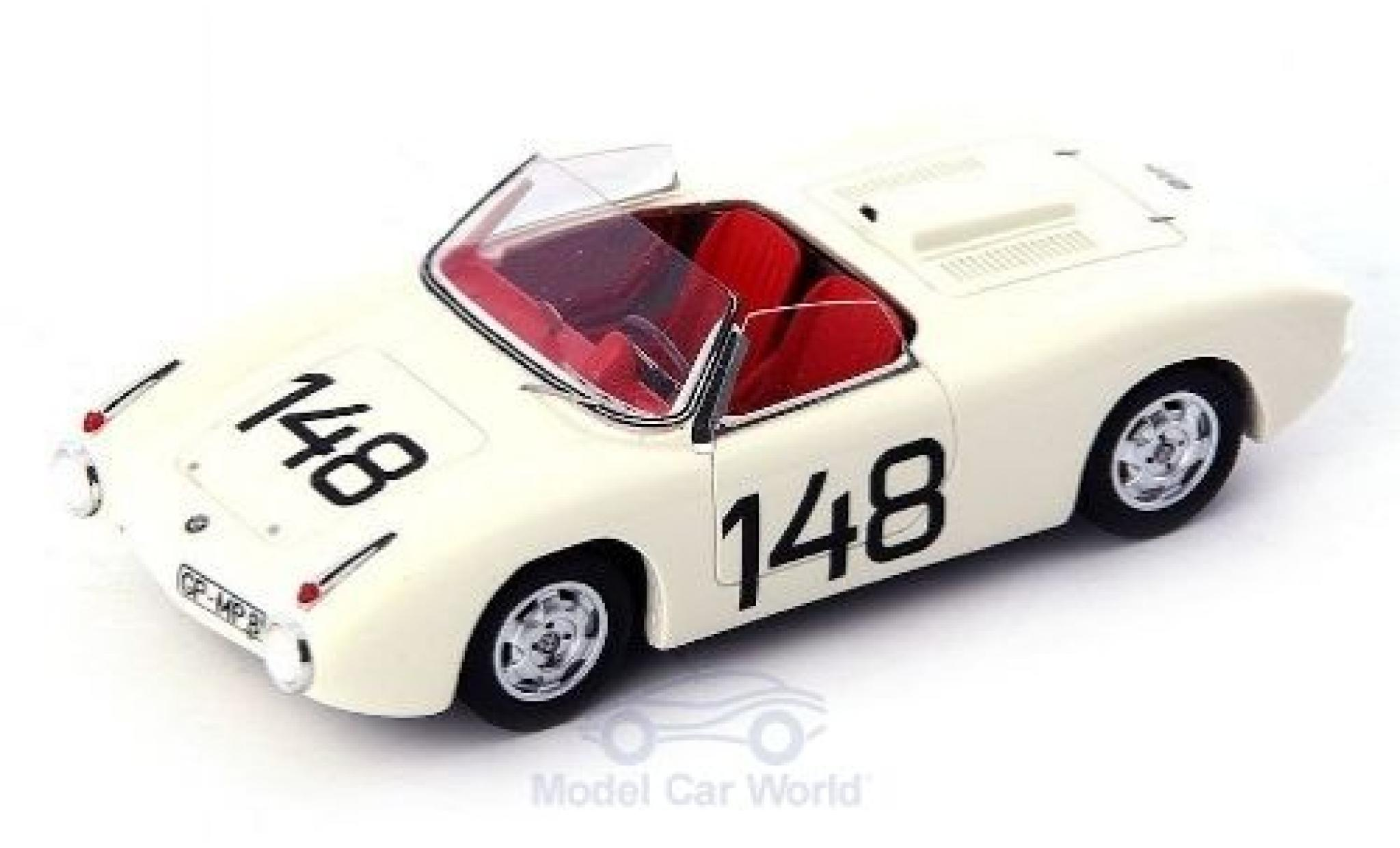 Bmw 700 1/43 Autocult/Avenue 43 RS blanche No.148 1960