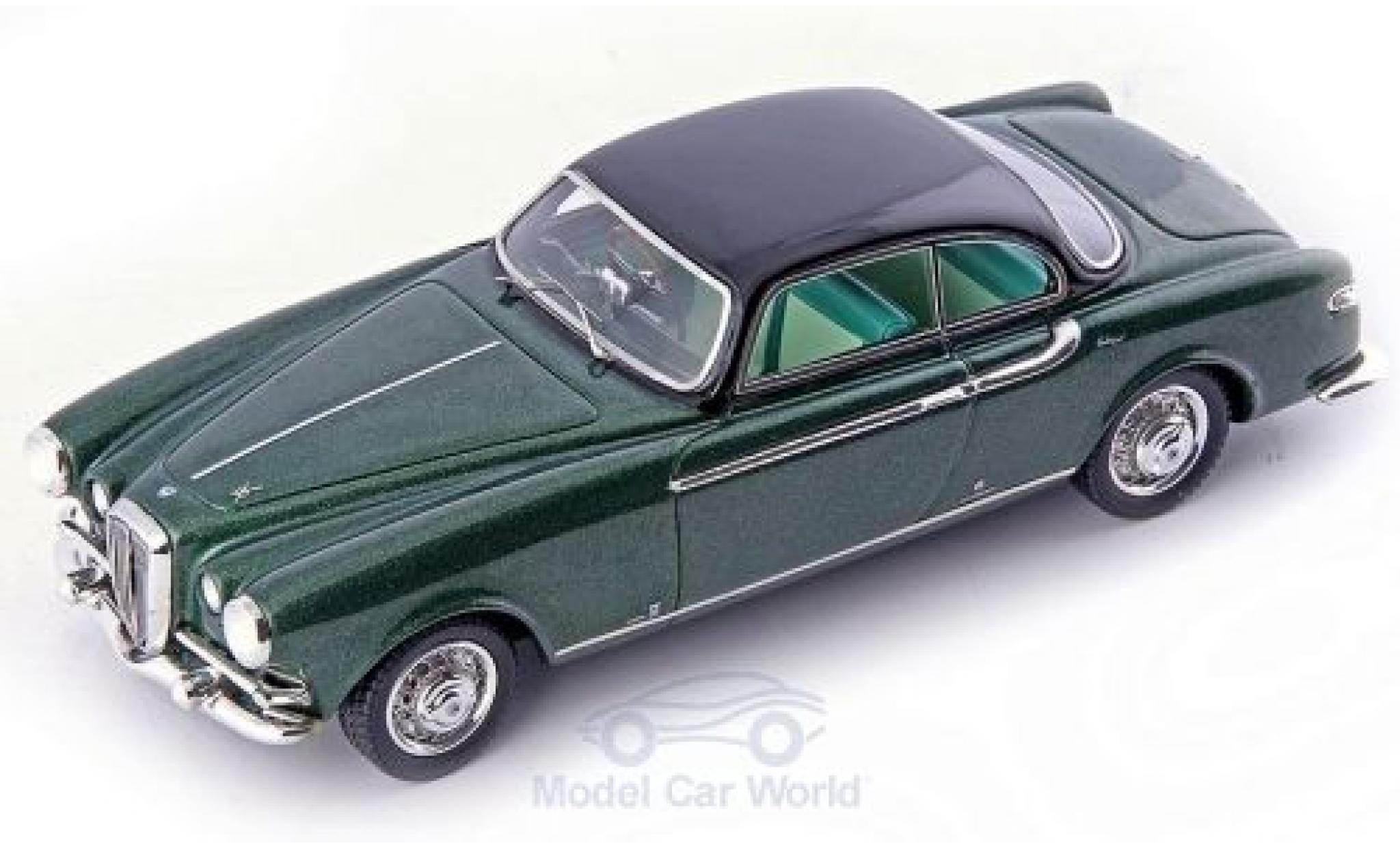 Lancia Aurelia 1/43 Autocult/Avenue 43 B52 Coupe Vignale verte/noire RHD 1952