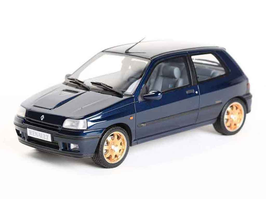 Renault Clio Williams 1/18 Ottomobile phase 2 1995 miniature