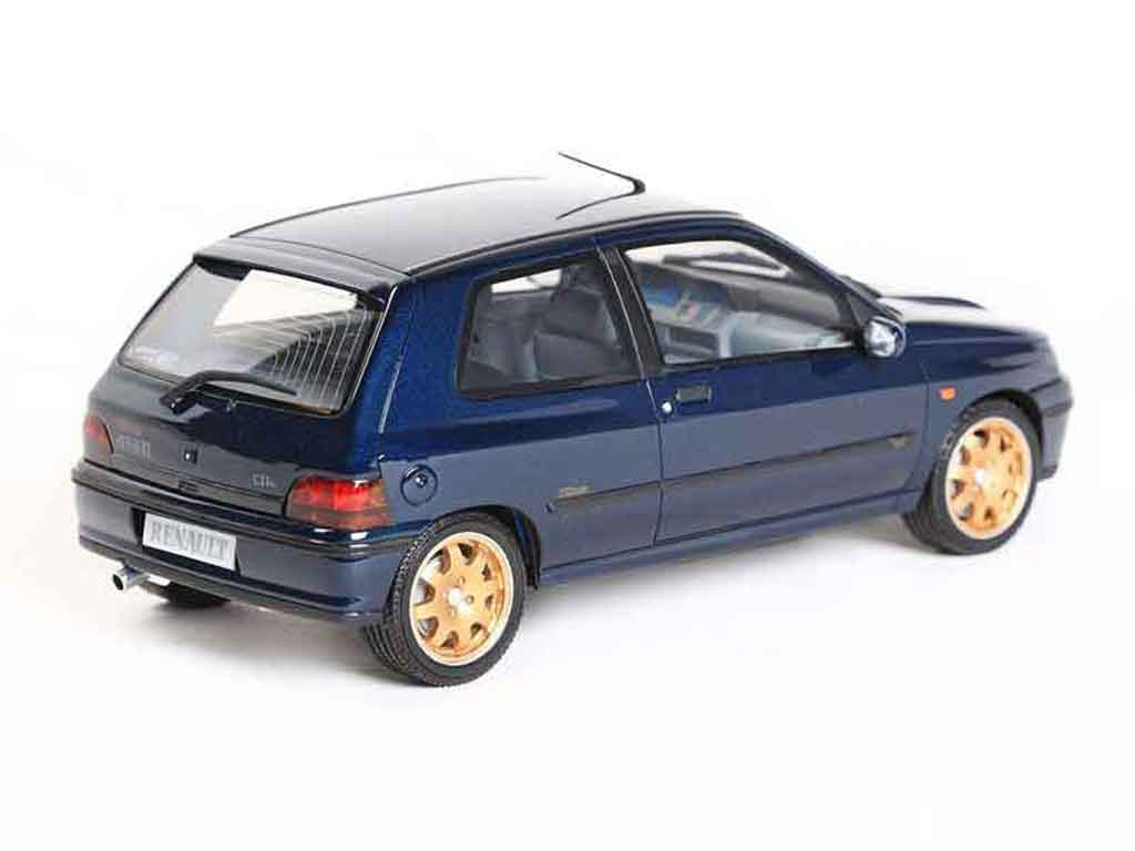 renault clio williams phase 2 1995 ottomobile diecast model car 1 18 buy sell diecast car on. Black Bedroom Furniture Sets. Home Design Ideas