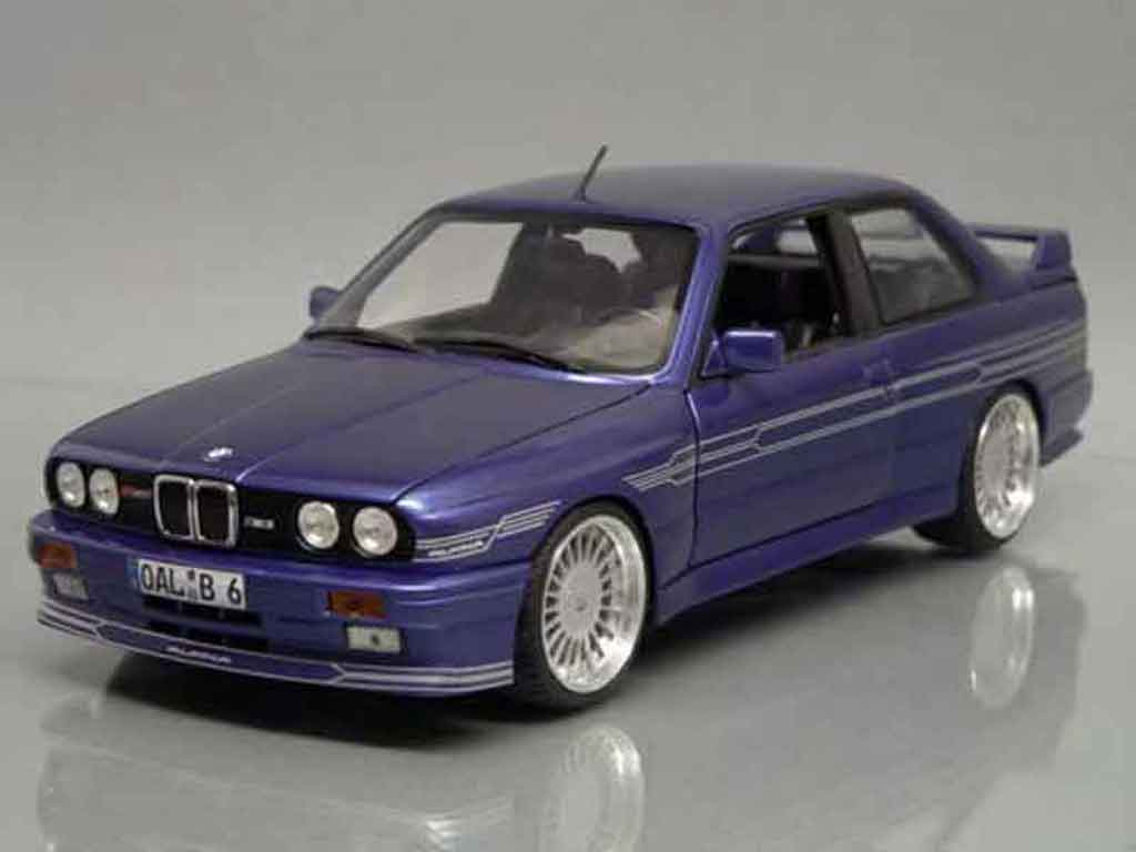 bmw m3 e30 alpina b6 3 5s autoart diecast model car 1 18. Black Bedroom Furniture Sets. Home Design Ideas