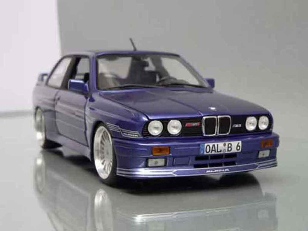 Bmw M3 E30 1/18 Autoart Alpina b6 3,5s
