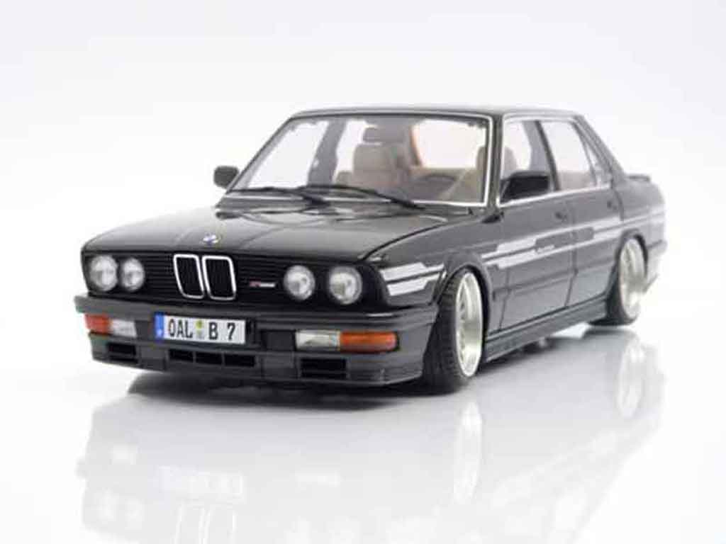 Bmw 535 M 1/18 Autoart i alpina b7 turbo e28 m tuning miniature