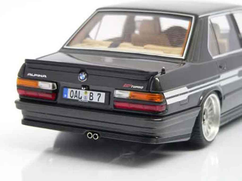 bmw 535 m alpina b7 turbo e28 m autoart modellauto 1 18 kaufen verkauf modellauto online. Black Bedroom Furniture Sets. Home Design Ideas