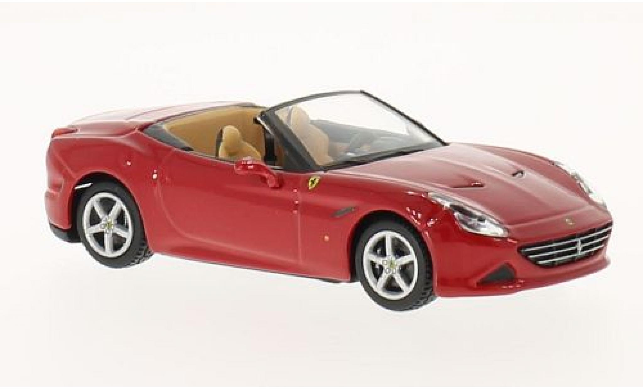 Ferrari California 1/43 Bburago T rouge