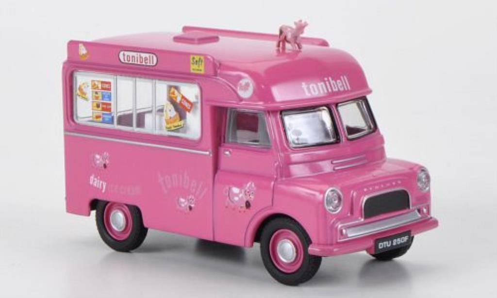 Bedford CA 1/43 Oxford Ice Cream Van Tonibell miniature