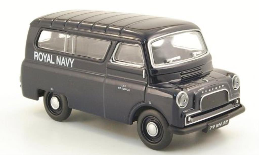 Bedford CA 1/43 Oxford Minibus Royal Navy I.N.O. Woolwich miniature