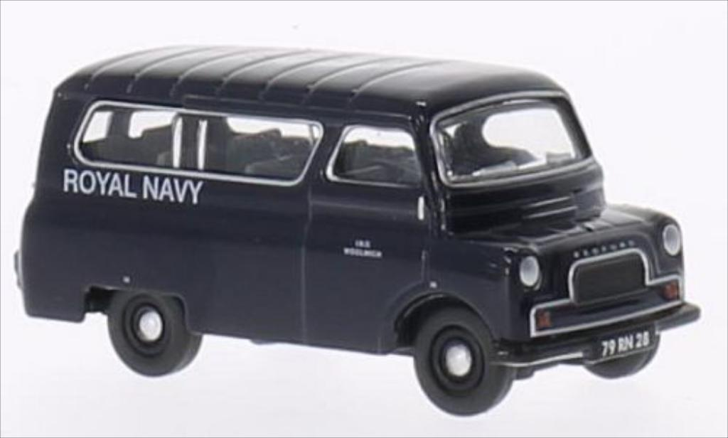Bedford CA 1/76 Oxford Minibus Royal Navy RHD miniature
