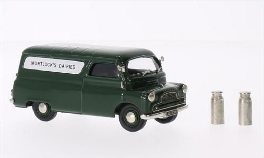 Bedford CA 1/43 Brooklin Van Dairies Livery grun 1965 miniature