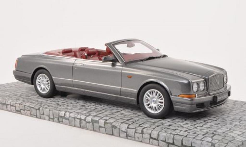 Bentley Continental 1/18 Minichamps Azure grise RHD 1996 miniature