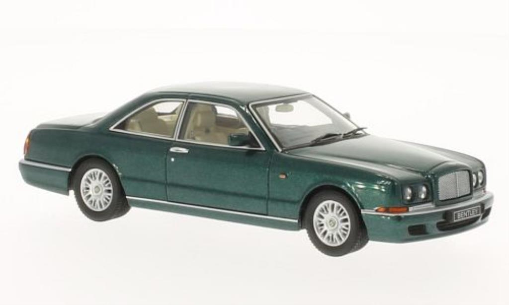 Bentley Continental R 1/43 Minichamps grun HD 1996 miniature