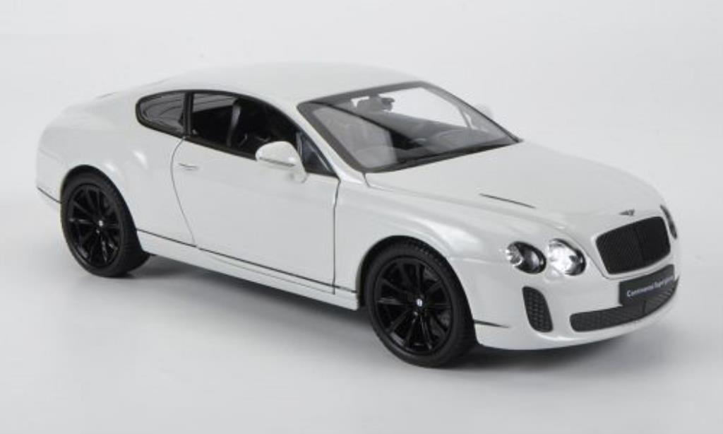 white Continental Supersports image