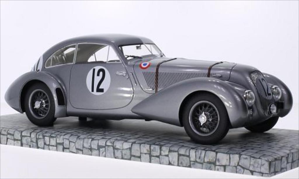 Bentley Embiricos 1/18 Minichamps Corniche RHD No.12 24h Le Mans 1950 miniature