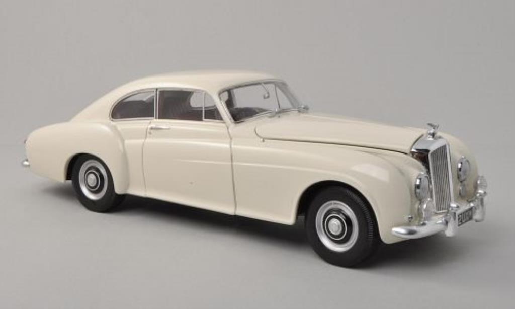 Bentley R Type 1/18 Minichamps R-Type Continental beige RHD 1954 miniature
