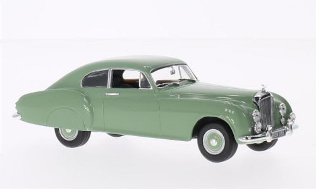 Bentley R Type 1/43 Minichamps R-Type Continental grun 1955 diecast model cars