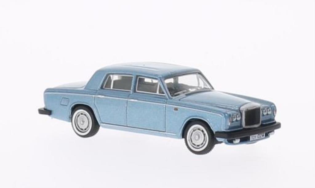 Bentley T2 1/76 Oxford Saloon bleu miniature