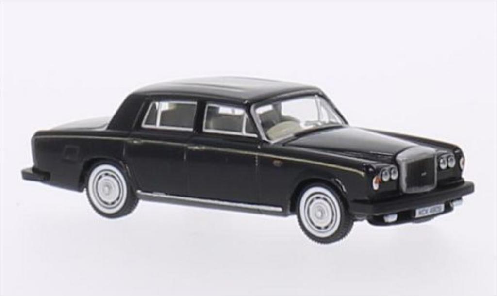 Bentley T2 1/76 Oxford noire/gold RHD miniature