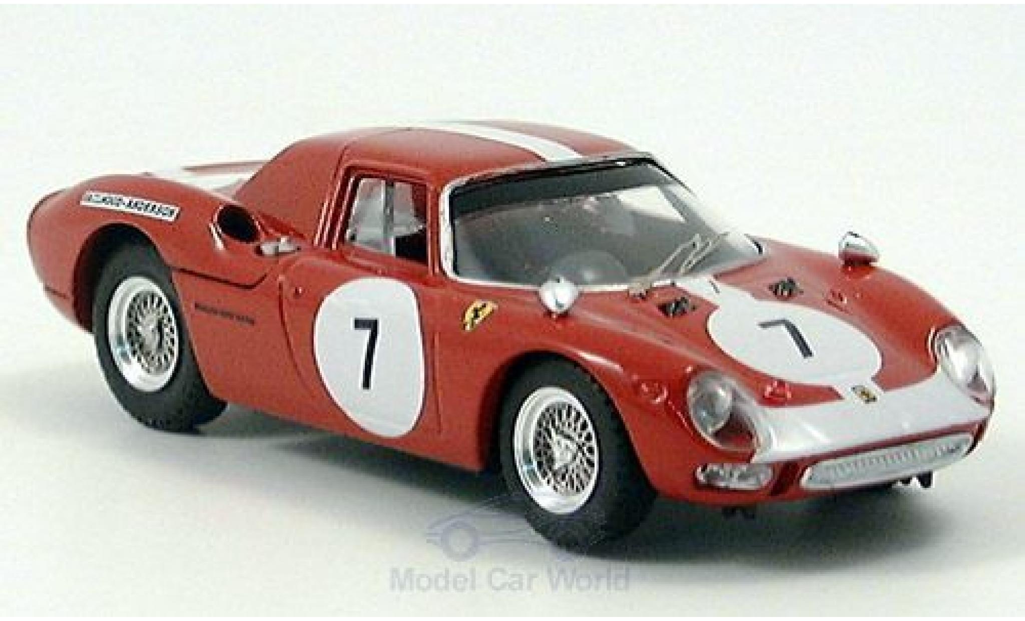 Ferrari 250 LM 1/43 Best LM No.7 Kyalami 1966 Hailwood/Anderson
