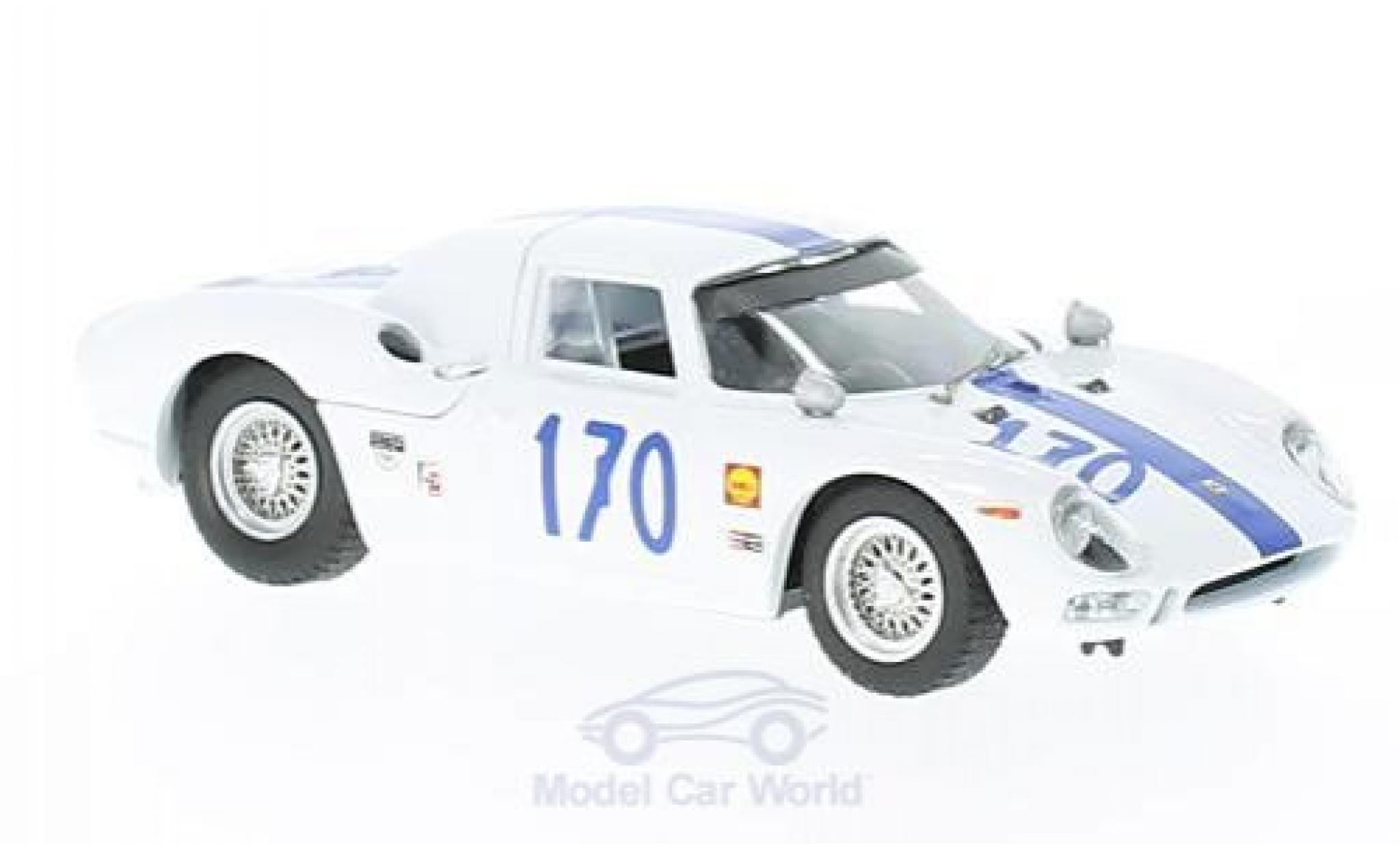 Ferrari 250 LM 1/43 Best LM RHD No.170 Targa Florio 1966 A.Swanson/R.Ennis