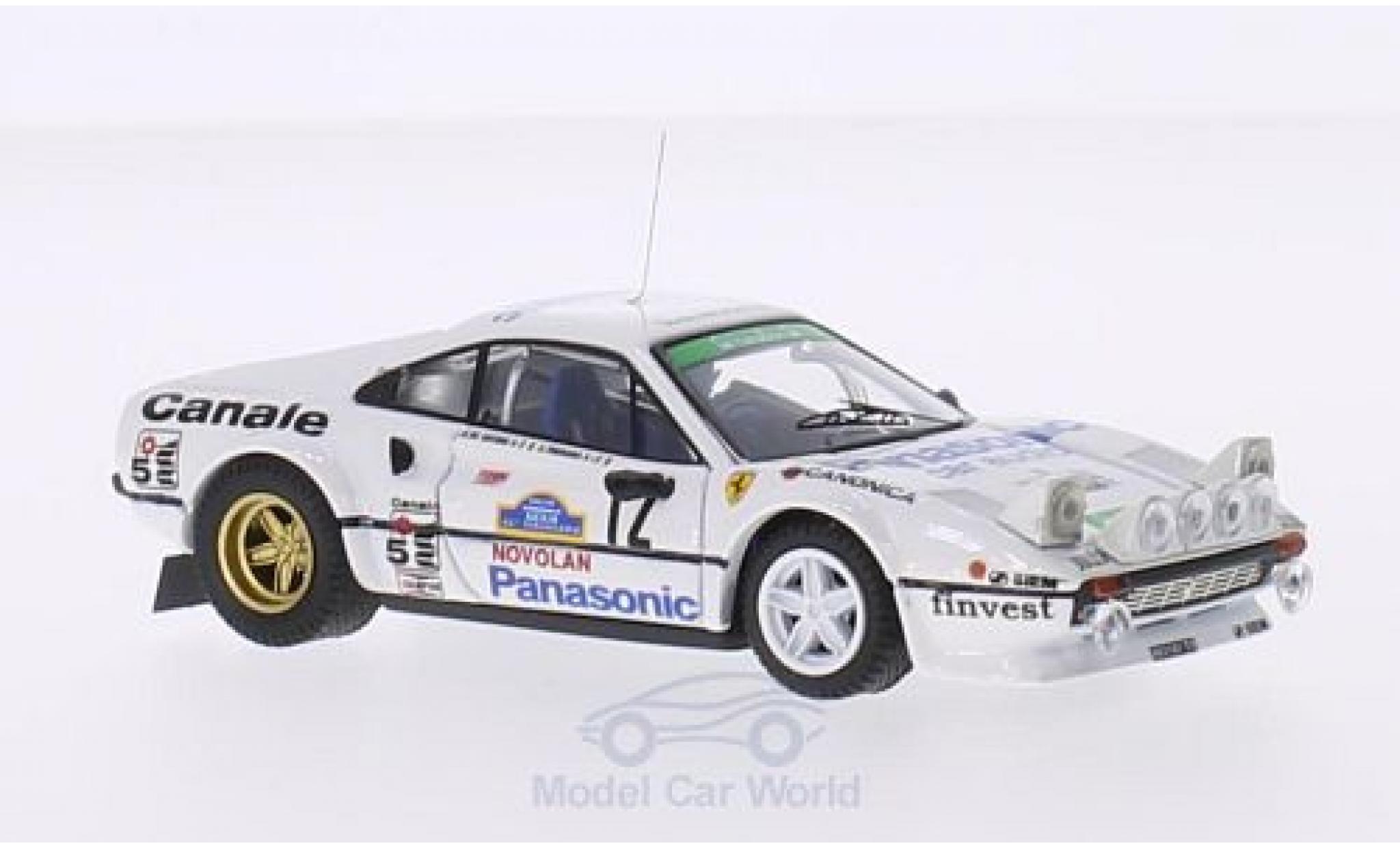 1:43 decal Racing43-Ferrari 308 gtb-Pionner-Tour de Frace Auto 1982