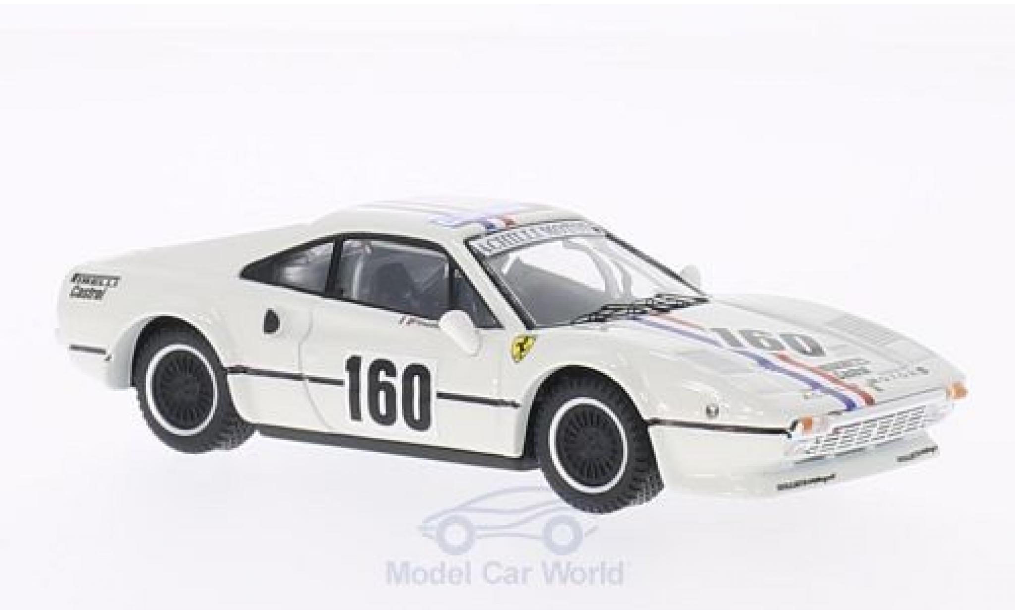 Ferrari 308 GTB 1/43 Best GTB No.160 Achilli Motors Campionato Italiano Velocita 1982 C.Facetti/M.Finotto C.Facetti/M.Finotto