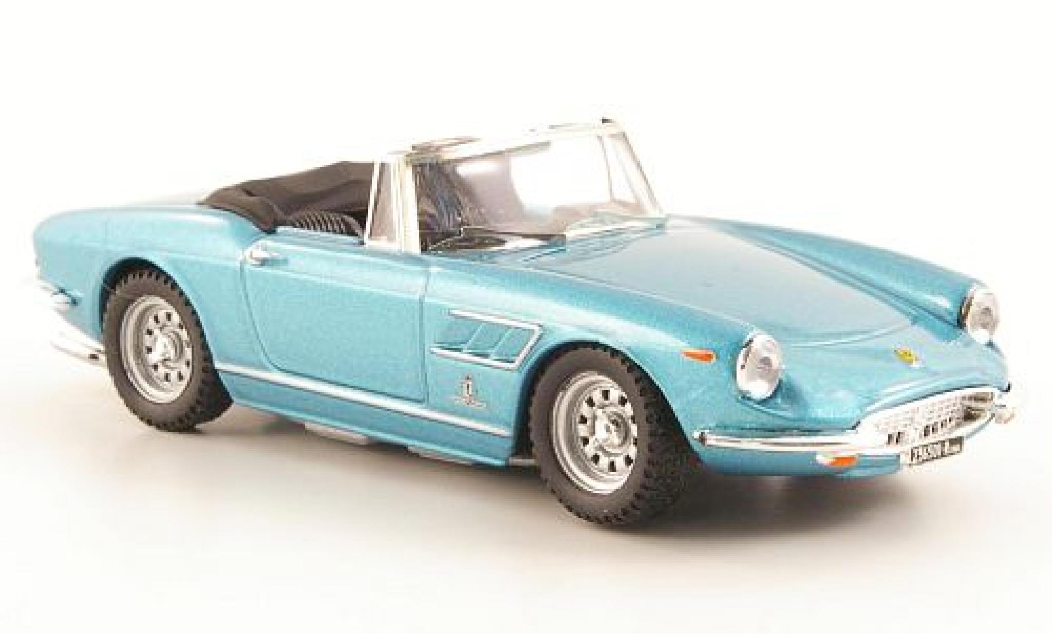 Ferrari 330 1/43 Best GT Spyder metallise turquoise 1966
