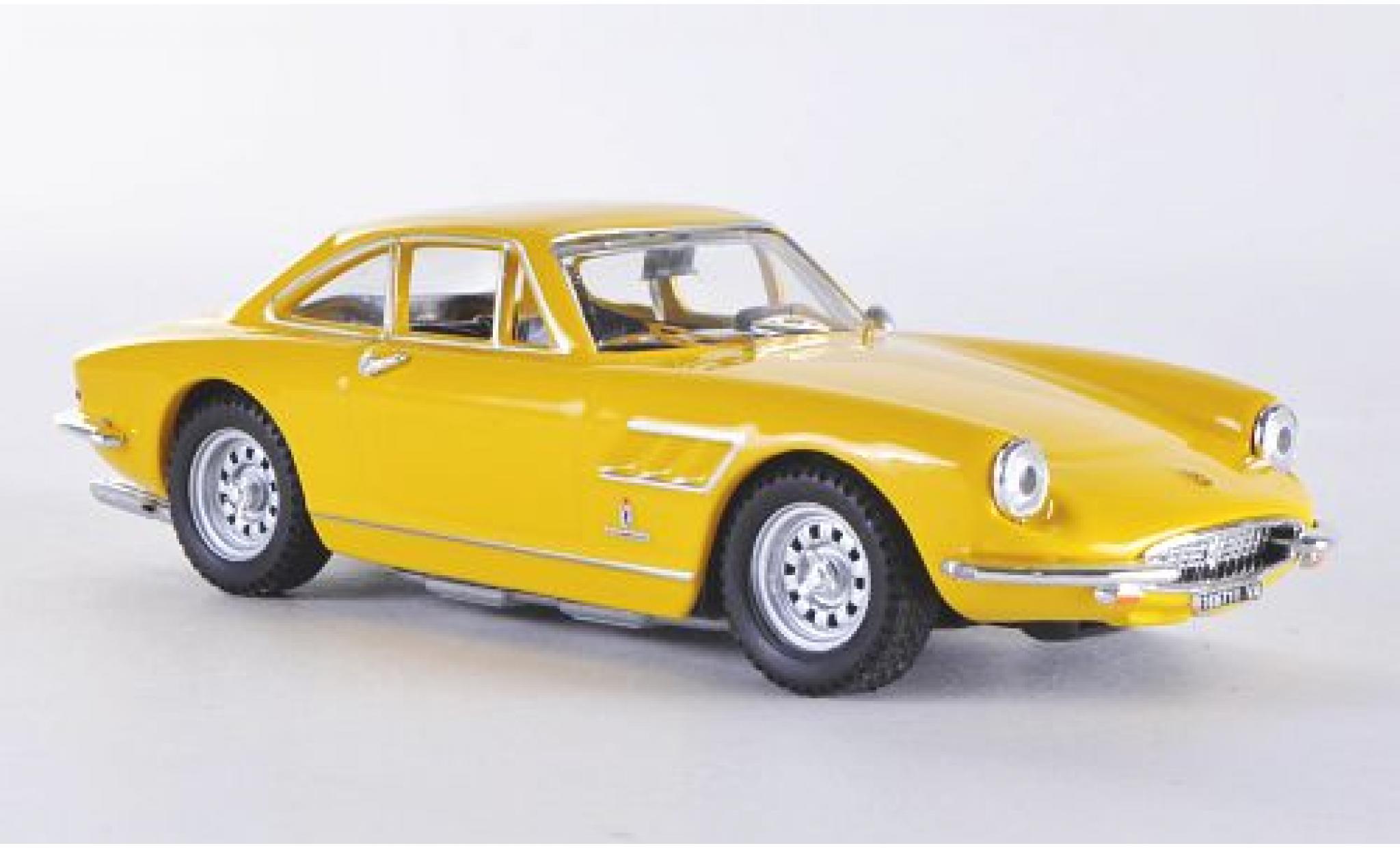 Ferrari 330 1/43 Best GTC Coupe jaune 1966